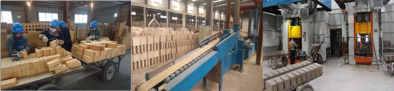 Advanced Refractory Production Equipment And Production Line In RS Refractory Factory