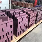 Chrome Corundum Bricks in America