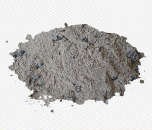 Clay refractory castables