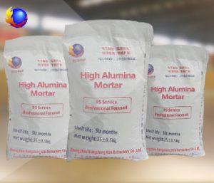 High Alumina Mortar