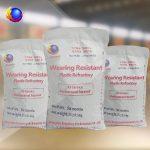 Wearing Resistant Plastic Refractory