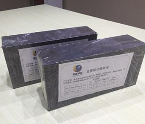 Direct bonded magnesia chrome bricks