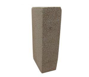 Lightweight high aluminum bricks