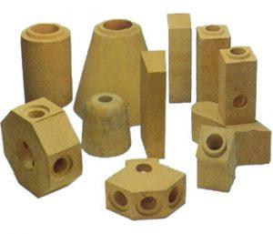Shaped high alumina brick manufacturer