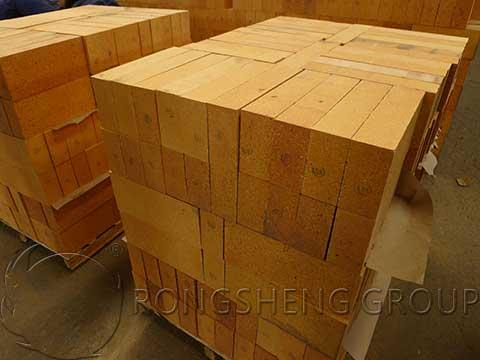 Low Creep Clay Refractory Bricks