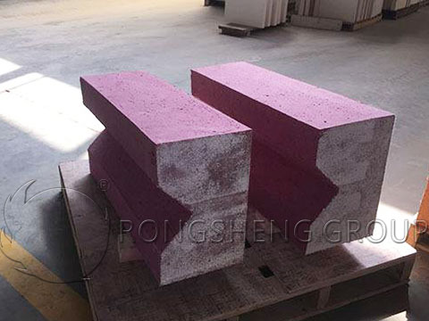 RS High-Quality Chrome Corundum Brick