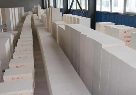 High-Quality AZS Bricks for Glass Kiln