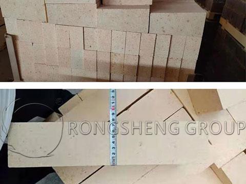 Low Porosity High Alumina Bricks and High Alumina Bricks