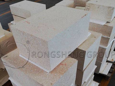 Large Fireclay Refractory Bricks for Glass Kiln